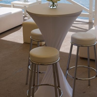 Cocktail-Stool-White-Cushion