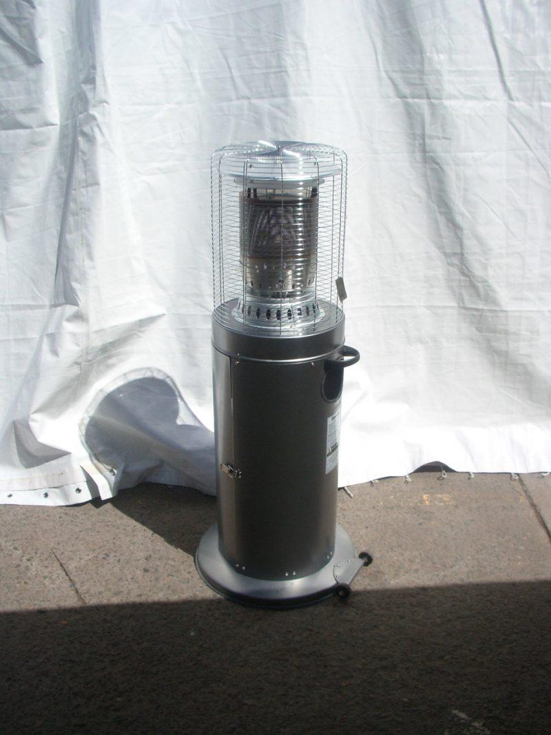 Column-Heater