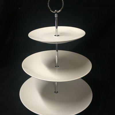 Tiered Cake Platter