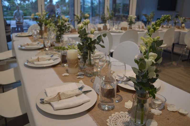 Catering Dinner Table in Northern Beaches