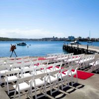 Ceremony Chair Hire in Northern Beaches