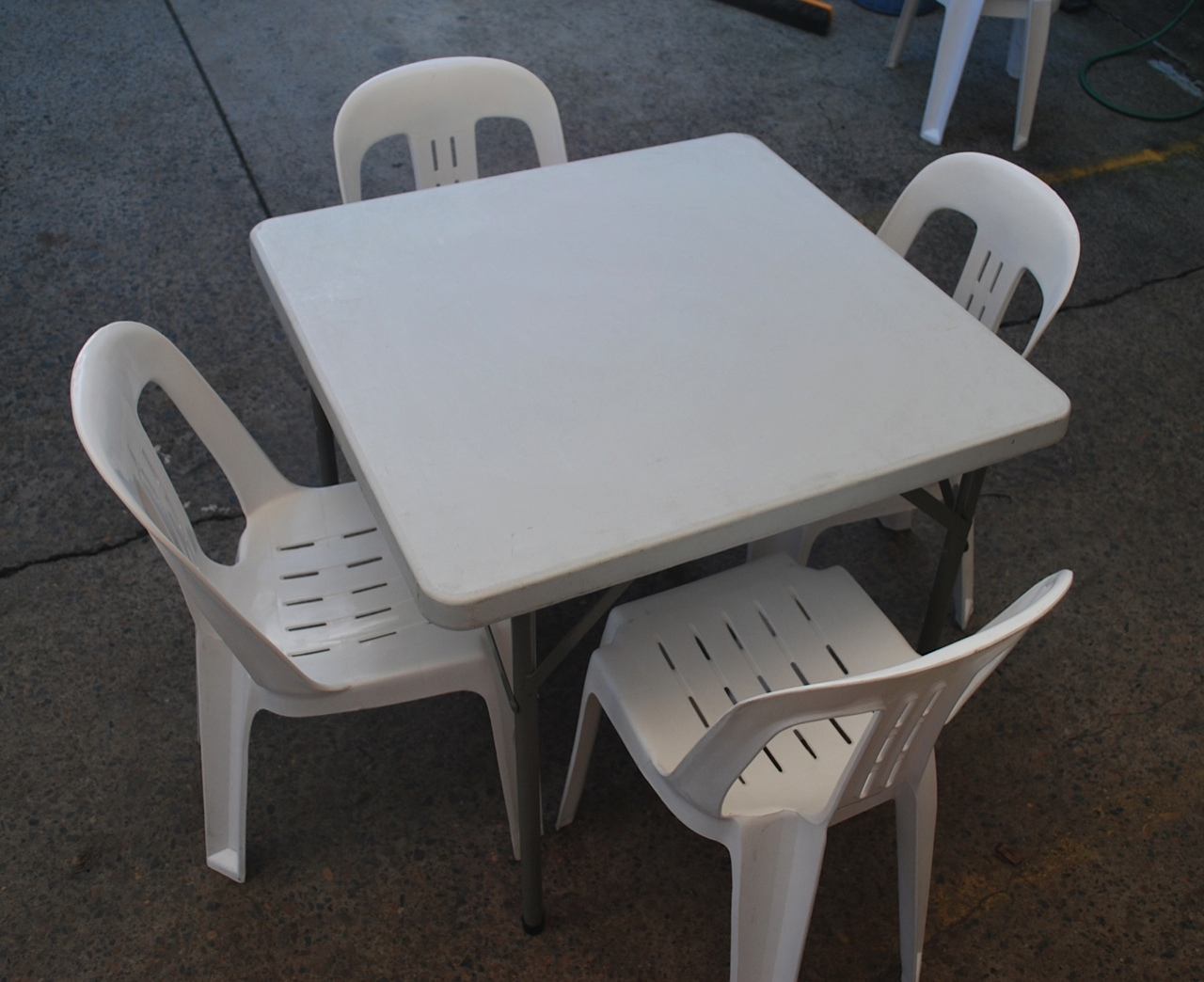 3ft Square Table Hire in Northern Beaches