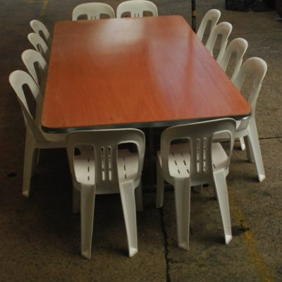 Square Table Hire in Northern Beaches