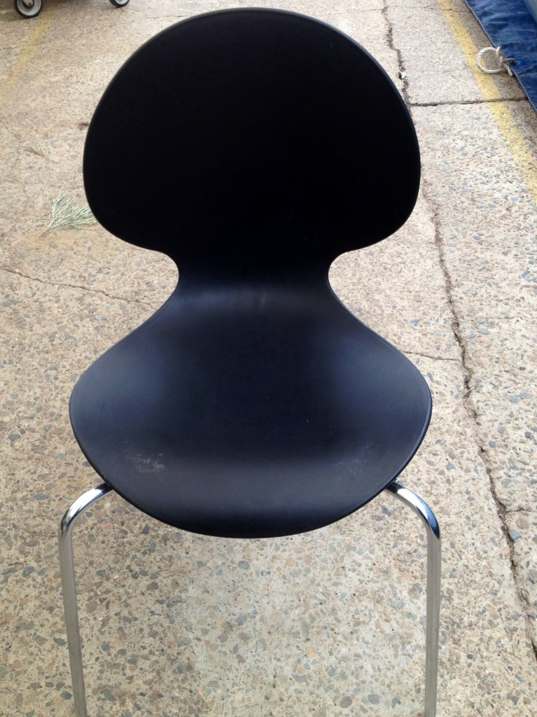 Black Conference Chair Hire in Northern Beaches