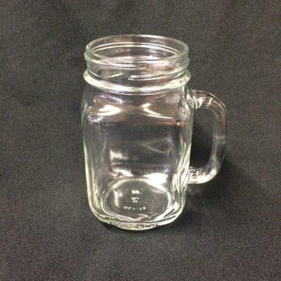 Glass Cocktail Jar