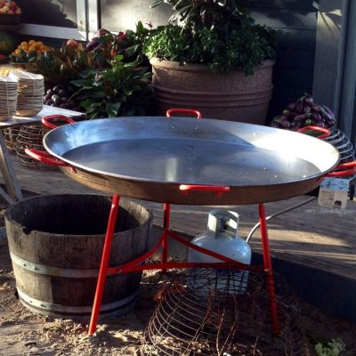 Paella Pan Hire in Northern Beaches