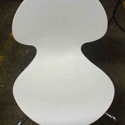 White Conference Chair Hire in Northern Beaches