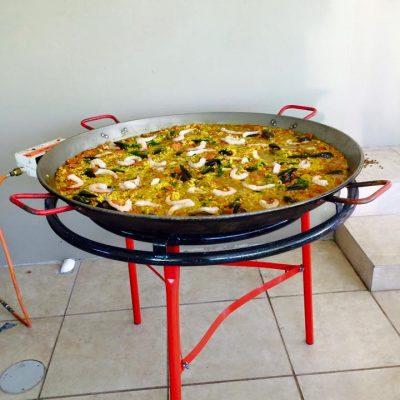 BBQ, Paella & Spit Hire