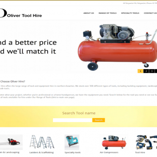 Oliver Tool Hire